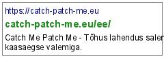 https://catch-patch-me.eu/ee/